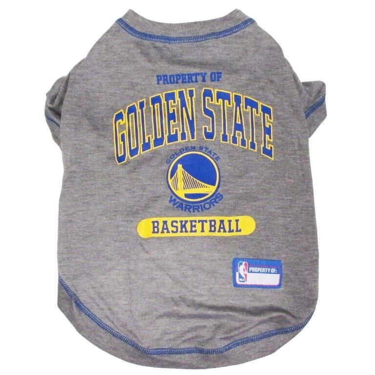 Golden State Warriors Dog T-Shirt