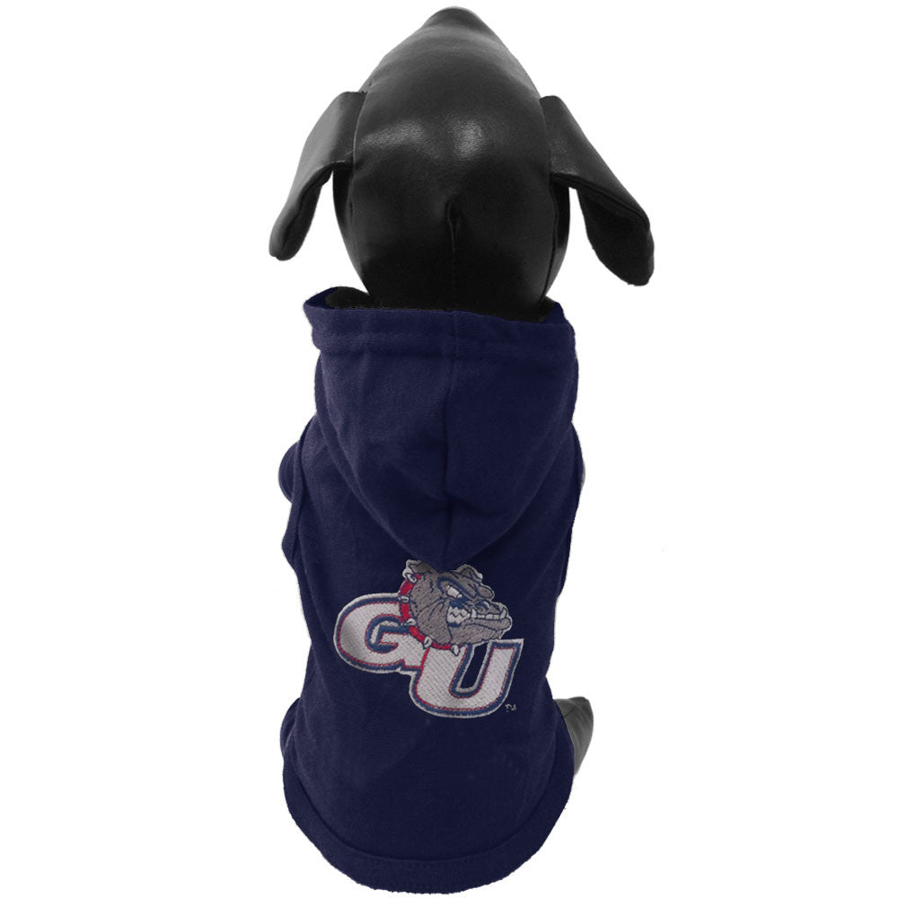 Gonzaga Bulldogs Dog Cotton Hoody