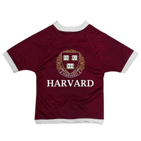 Harvard University Crimson Dog Jersey
