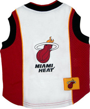 Miami Heat Dog Tank Jersey