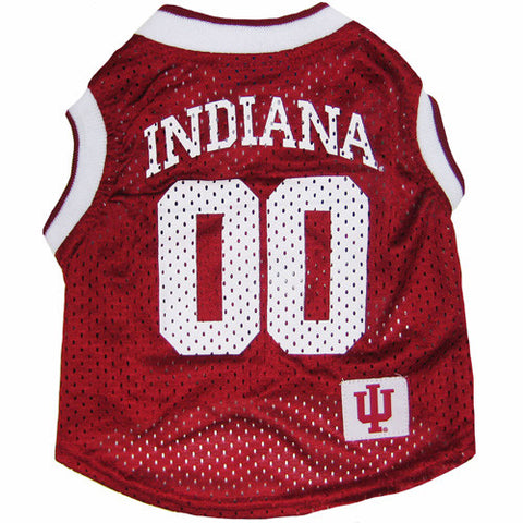 Indiana Hoosiers Dog Basketball Jersey