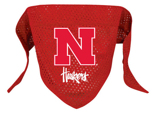 Nebraska Cornhuskers Dog Bandana (Discontinued)