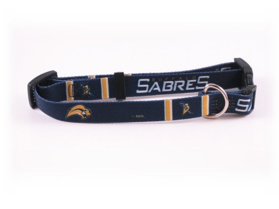Buffalo Sabres Dog Collar (Discontinued)