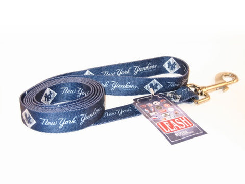 New York Yankees Dog Leash 2 (Discontinued)