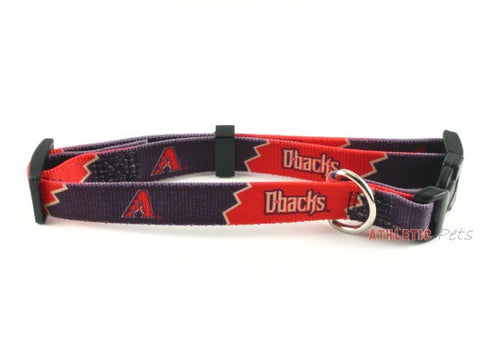 Arizona Diamondbacks Dog Collar (Discontinued)
