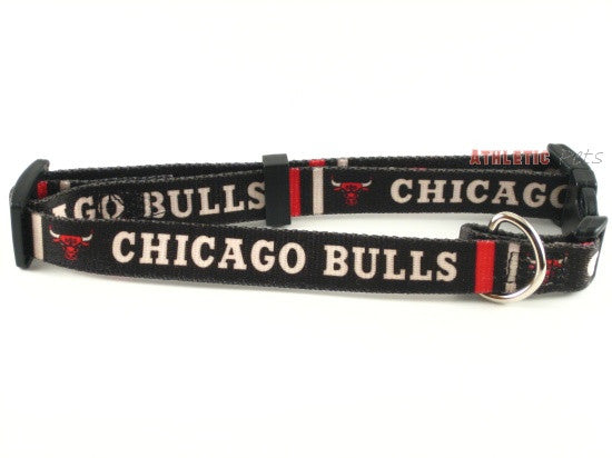 Chicago Bulls Dog Collar (Discontinued)