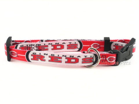 Cincinnati Reds Dog Collar 2 (Discontinued)