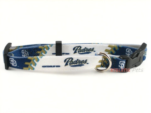 San Diego Padres Dog Collar (Discontinued)