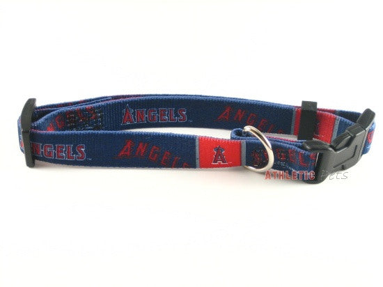 LA Angels of Anaheim Dog Collar (Discontinued)