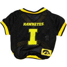 Iowa Hawkeyes Dog Jersey (Discontinued)
