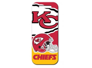 Kansas City Chiefs Luggage Tag