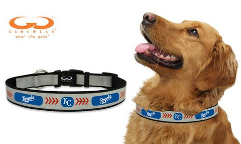 Kansas City Royals Reflective Dog Collar