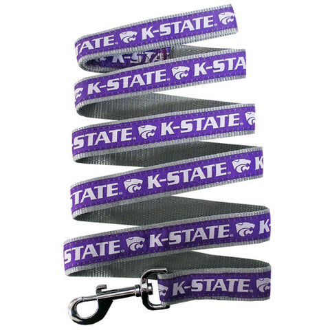 Kansas State Wildcats Dog Leash