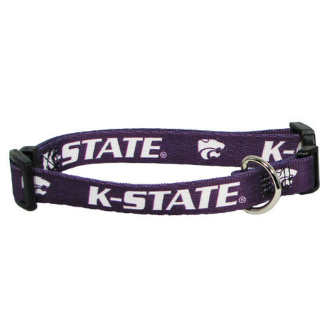 Kansas State Wildcats Dog Collar (Discontinued)