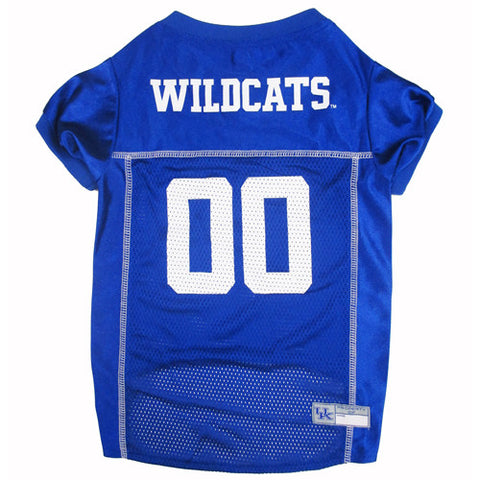 Kentucky Wildcats Dog Jersey