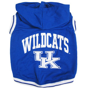 Kentucky Wildcats Dog Hoody T-Shirt
