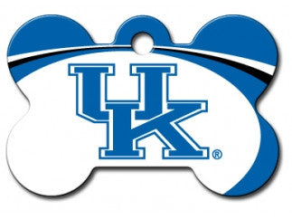 Kentucky Wildcats Dog ID Tag