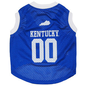 Kentucky Wildcats Dog Basketball Jersey