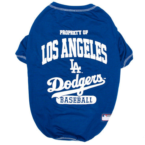 LA Dodgers Dog T-Shirt