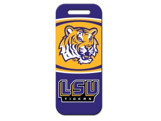 LSU Louisiana State Tigers Luggage Tag
