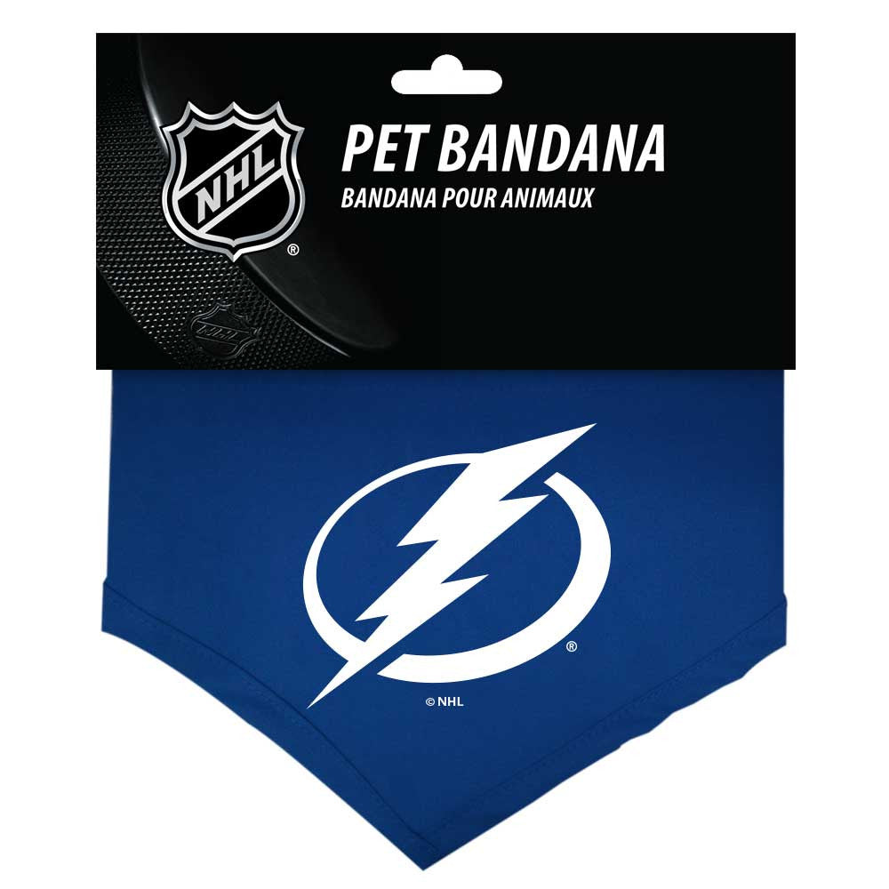 Tampa Bay Lightning Dog Bandana