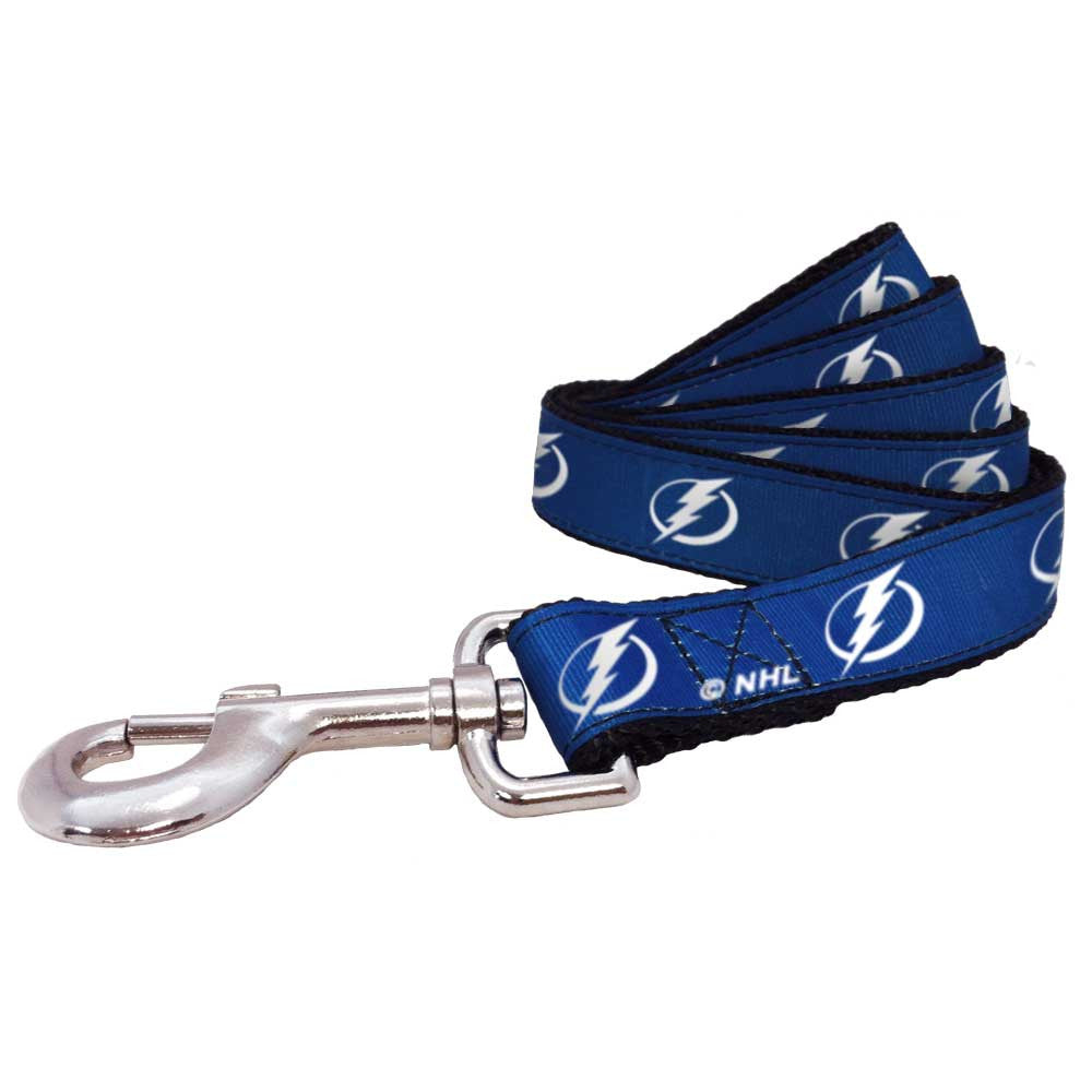 Tampa Bay Lightning Premium Dog Leash