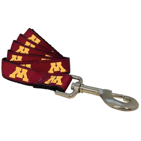 Minnesota Golden Gophers Premium Dog Leash