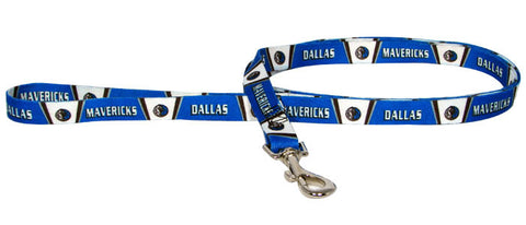 Dallas Mavericks Dog Leash (Discontinued)