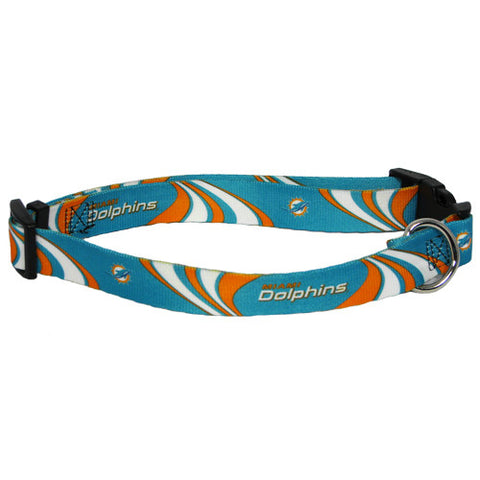 Miami Dolphins Dog Collar (Discontinued)