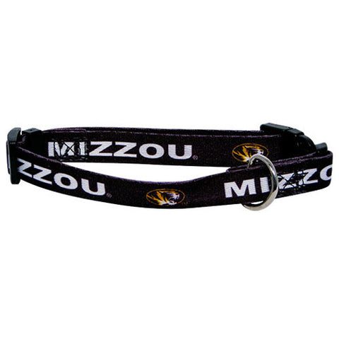 Missouri Tigers Dog Collar (Discontinued)