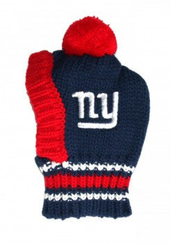 New York Giants Knit Hat