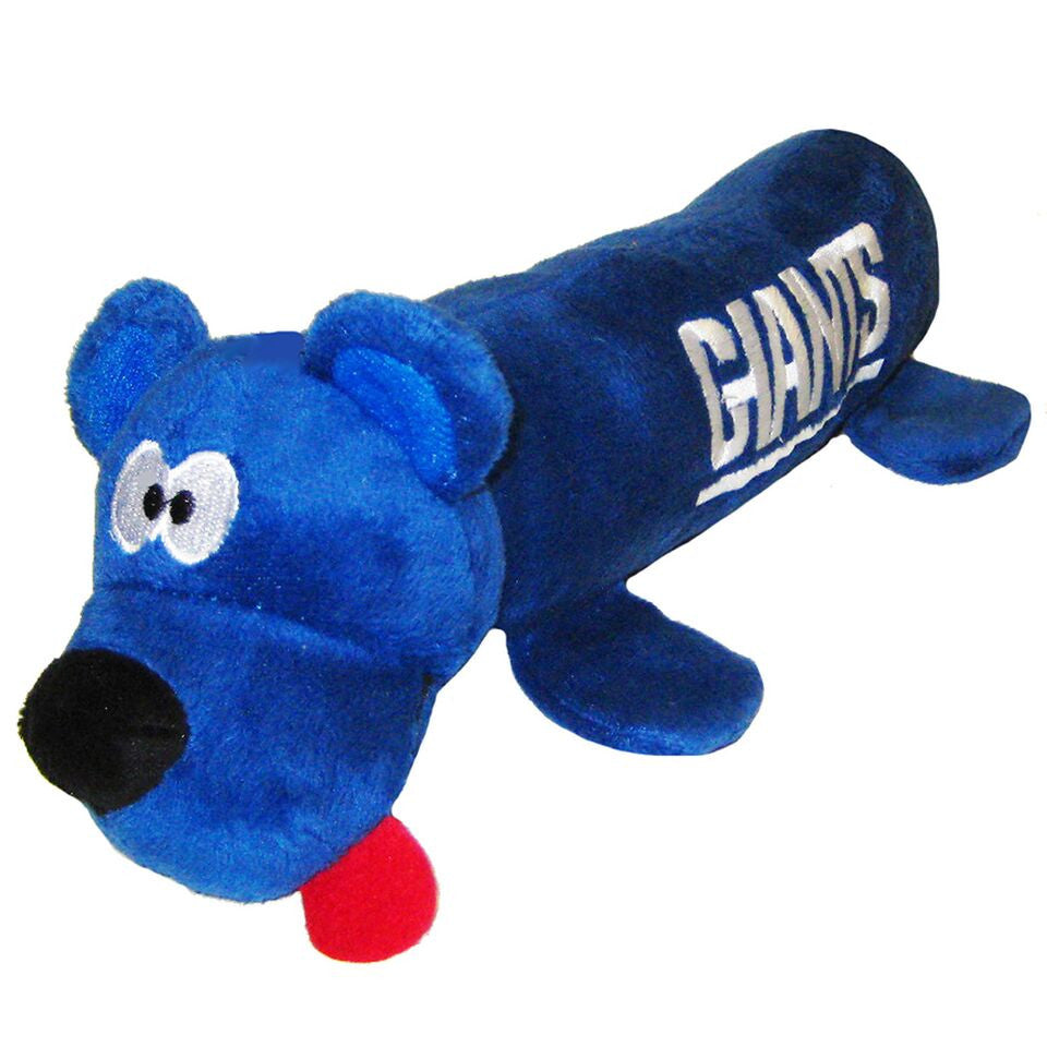 New York Giants Plush Tube Toy