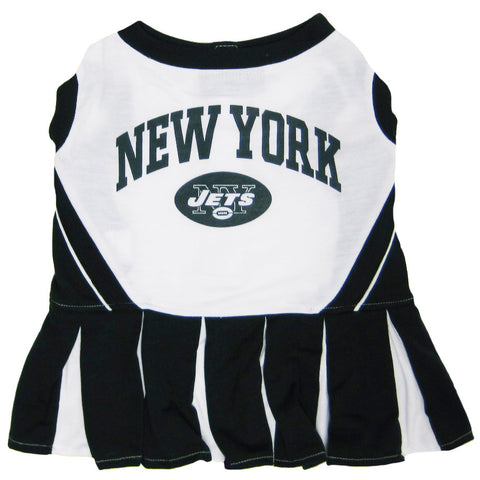 New York Jets Dog Cheerleader Uniform