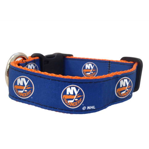 New York Islanders Premium Dog Collar