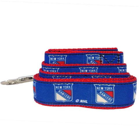 New York Rangers Premium Dog Leash