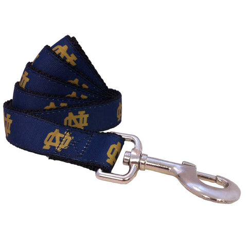 Notre Dame Fighting Irish Premium Dog Leash