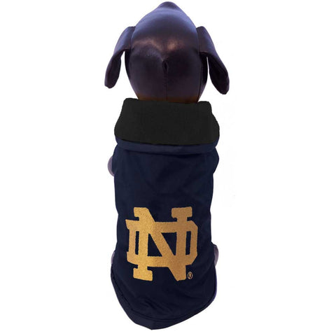 Notre Dame Fighting Irish Dog Coat