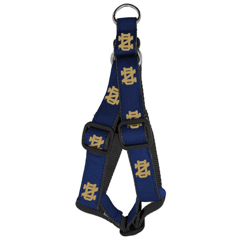 Notre Dame Fighting Irish Premium Dog Harness