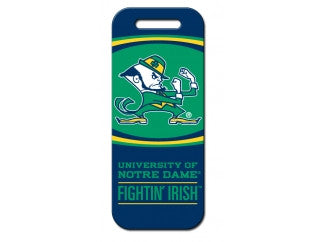 Notre Dame Fighting Irish Luggage Tag