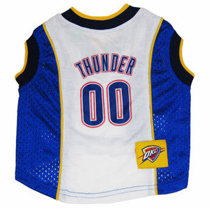 Oklahoma City Thunder Dog Tank Jersey (Discontinued)