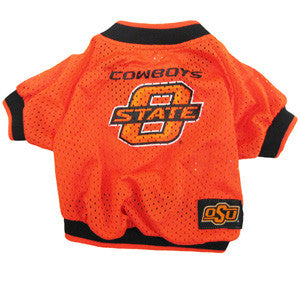 Oklahoma State Cowboys Dog Jersey (Discontinued)