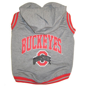 Ohio State Buckeyes Dog Hoody T-Shirt