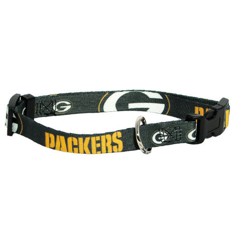 Green Bay Packers Dog Collar (Discontinued)