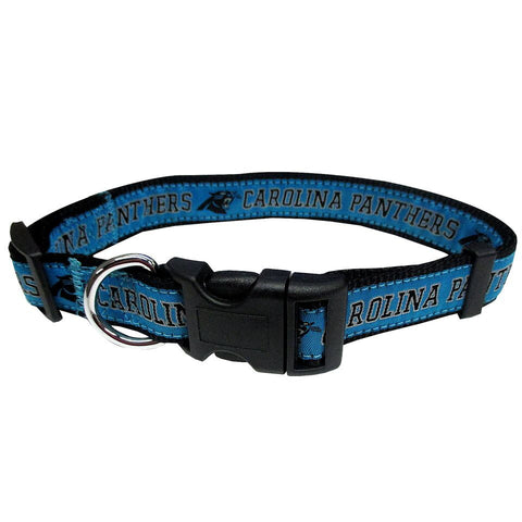 Carolina Panthers Dog Collar