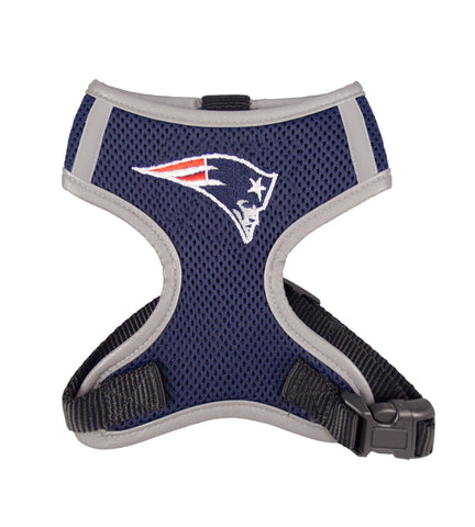 New England Patriots Dog Vest Harness