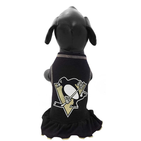 Pittsburgh Penguins Ice Girl Dog Dress