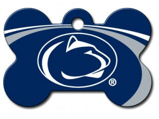 Penn State Nittany Lions Dog ID Tag