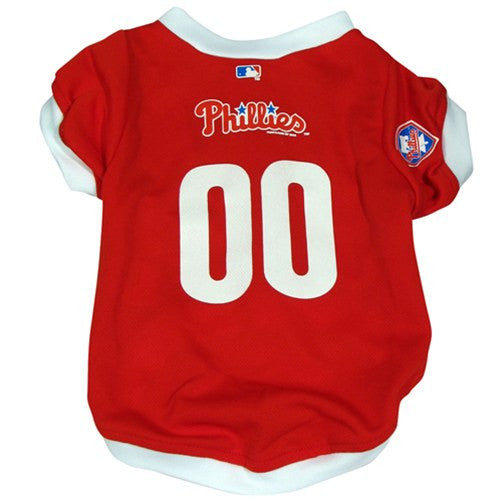 Philadelphia Phillies Dog Jersey (Discontinued)