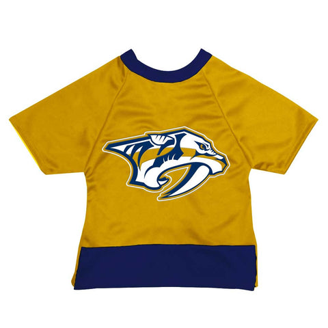 Nashville Predators Dog Jersey