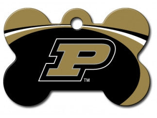 Purdue Boilermakers Dog ID Tag